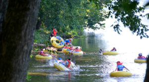 7 Lazy Rivers In Virginia That Are Perfect For Tubing On A Summer's Day