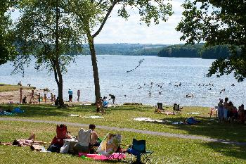 Beach - Lake Glendale Recreation AreaLocated in the ... |Glendale Beach