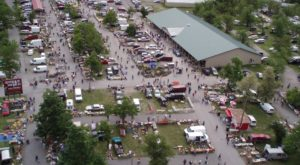 Everyone In Buffalo Should Visit This Epic Flea Market At Least Once