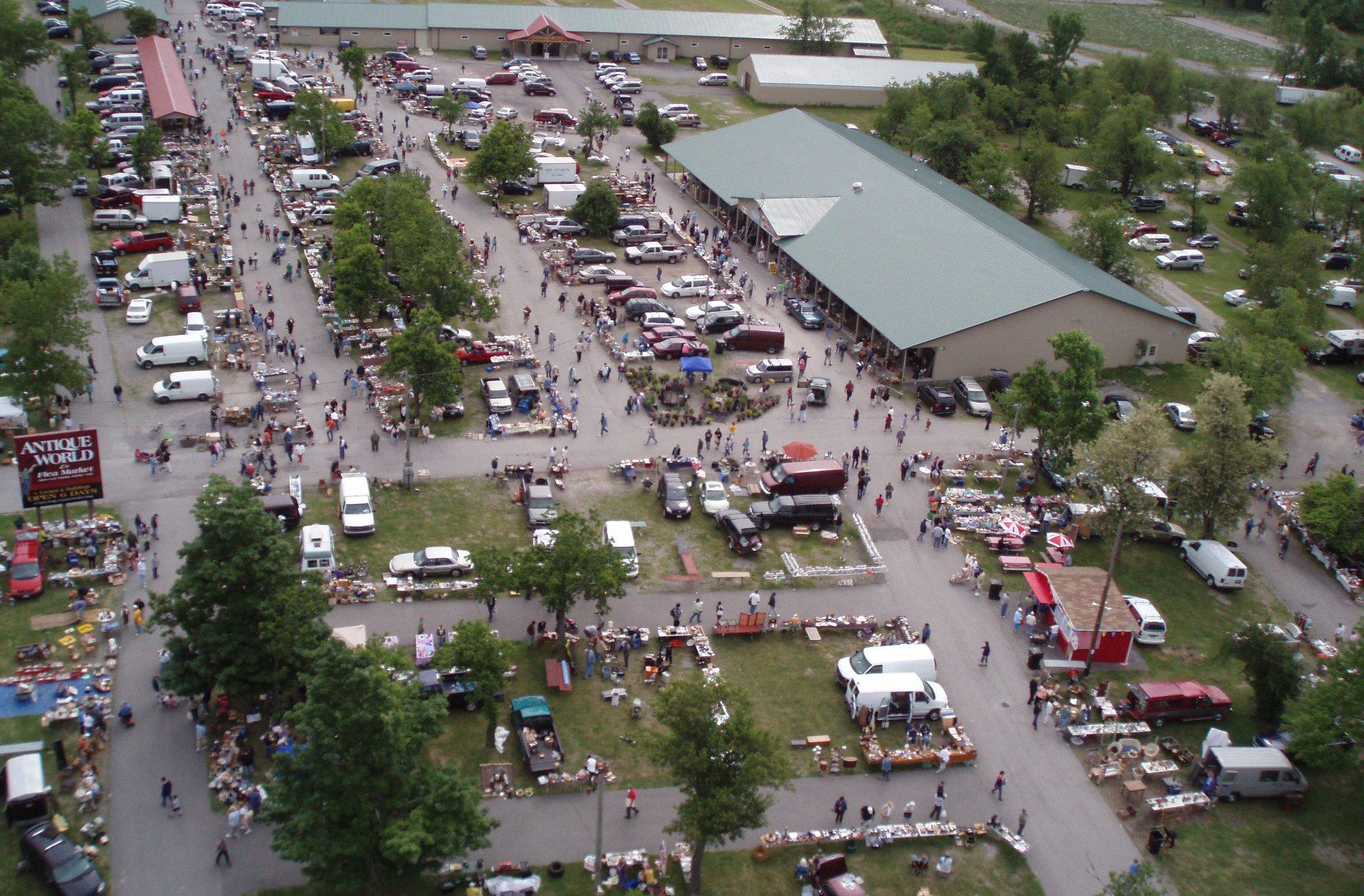 Flea Market Miami >> Antique World & Flea Market Is Best Flea Market In Buffalo