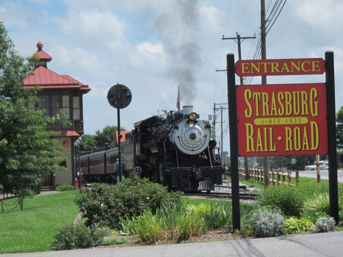 Image result for strasburg pa train show