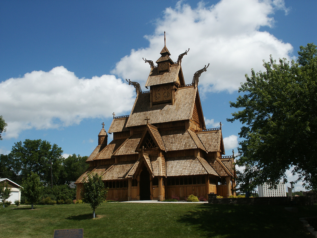 10 Most Beautiful Churches In North Dakota