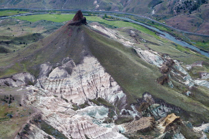 The Sheep Rock Unit Of The John Day Fossil Beds National