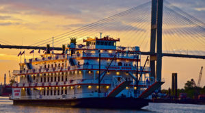 The Riverboat Cruise In Georgia You Never Knew Existed