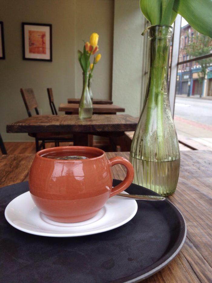 Arnold S Tea Room Pittsburgh