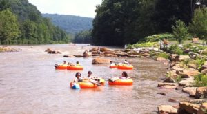 6 Lazy Rivers In Pennsylvania That Are Perfect For Tubing On A Summer's Day