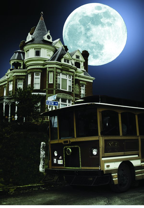 Atchison Haunted Trolley Tour