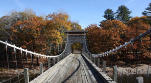 There's A Little Known Bridge In Maine And It's Truly Unique