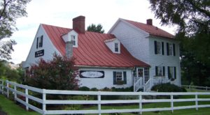 Visit These 9 Charming Tea Rooms In Maryland For A Piece Of The Past