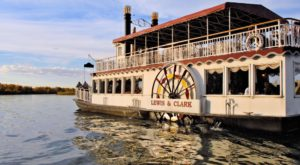 You Haven't Lived Until You've Experienced This One Incredible Riverboat Ride In North Dakota