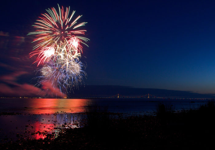The Best 4th Of July Fireworks Shows In Michigan In 2017