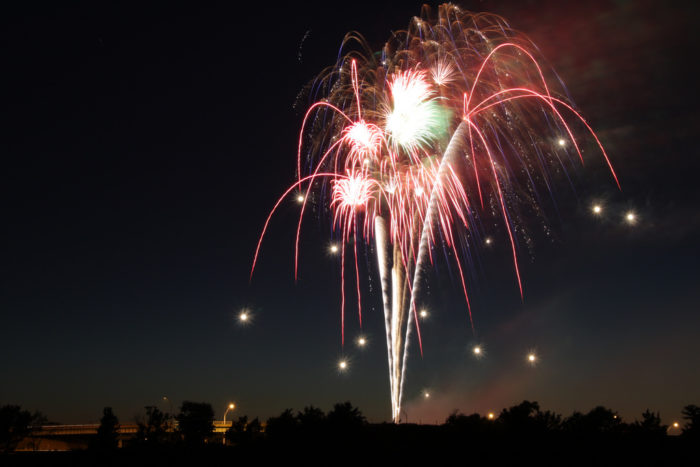 The Best 4th Of July Fireworks Shows In Nebraska In 2017