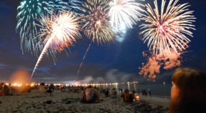 You Won't Want To Miss These Incredible Fireworks Shows In New Hampshire This Year