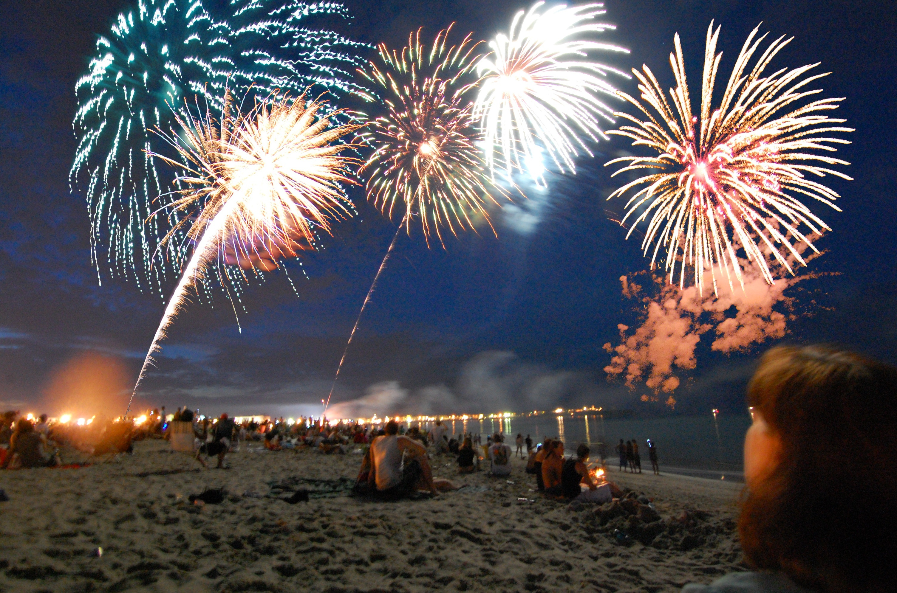 The Best 4th Of July Fireworks Shows In New Hampshire In