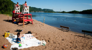 12 Little Known Swimming Spots In Wisconsin That Will Make Your Summer Awesome