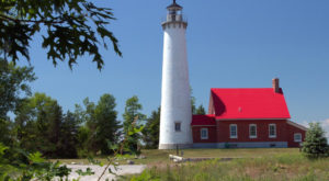 Visit Michigan's Own Little Cape Cod For A Touch Of Paradise This Summer