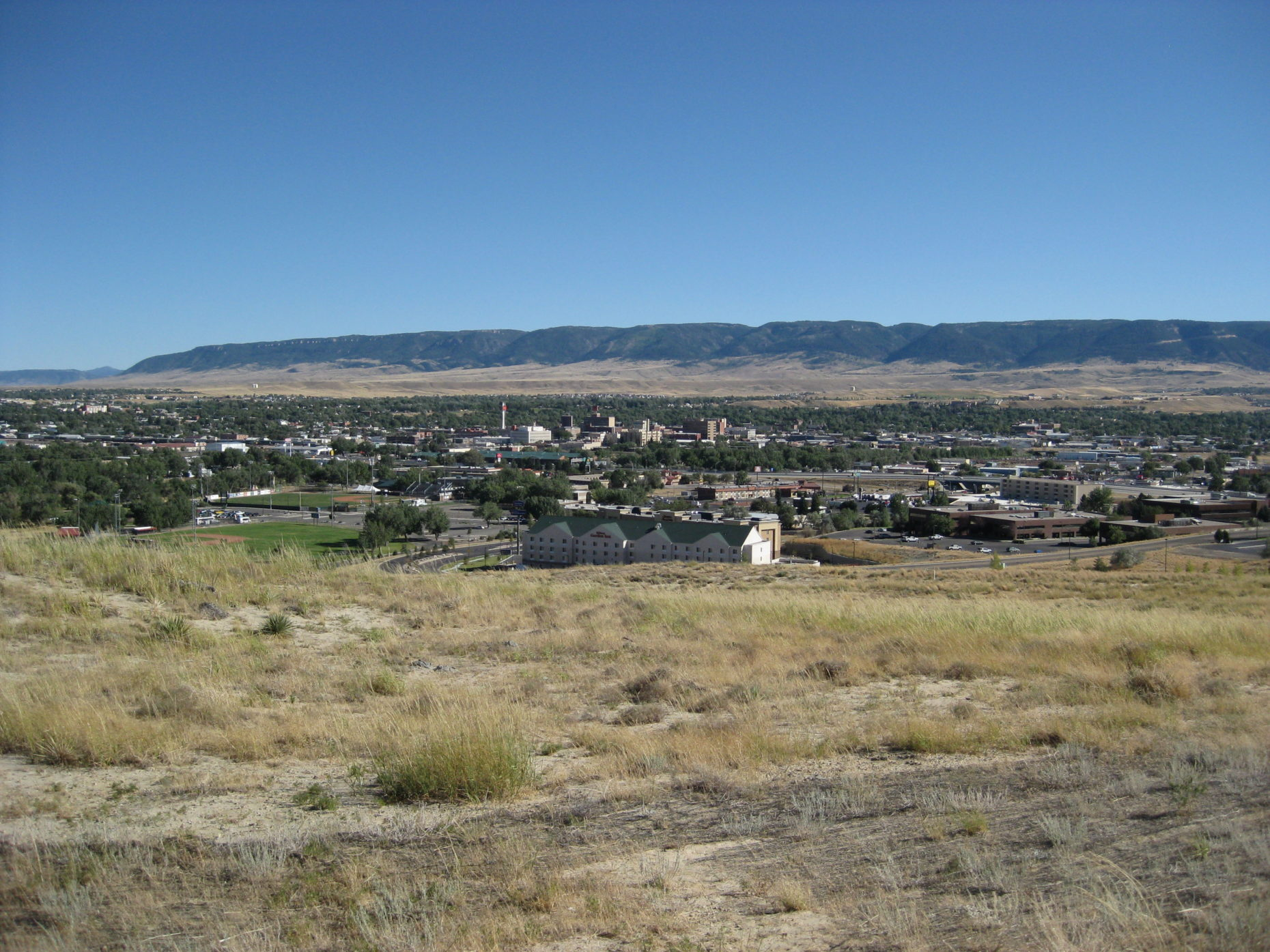 Pine Bluffs Wy >> Wyoming Mountain Town Among the Best In America