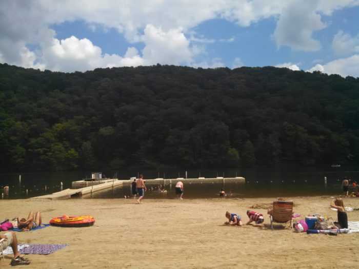 Laurel Hill State Park Beach Is Most Unique Beach Near