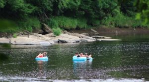 7 Lazy Rivers Around Pittsburgh That Are Perfect For Tubing On A Summer's Day