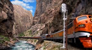 This Wine-Themed Train Near Denver Will Give You The Ride Of A Lifetime