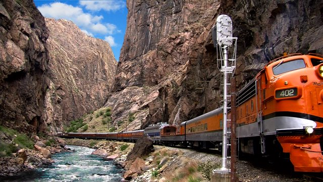 Royal Gorge Railroad Is The Best Wine Train Near Denver