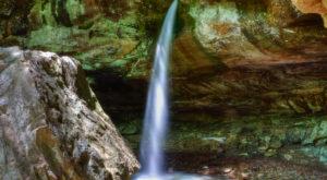 This Mini Waterfall Paradise In Arkansas Feels Like Heaven On Earth