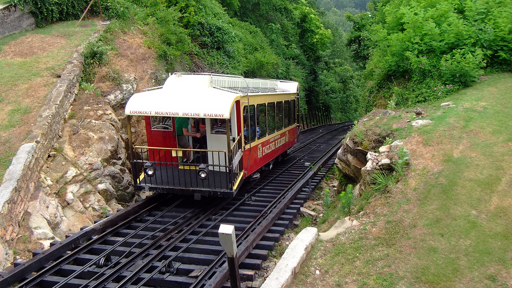Take A Ride On Tennessee S Incline Railway
