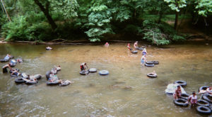 6 Lazy Rivers In North Carolina That Are Perfect For Tubing On A Summer's Day