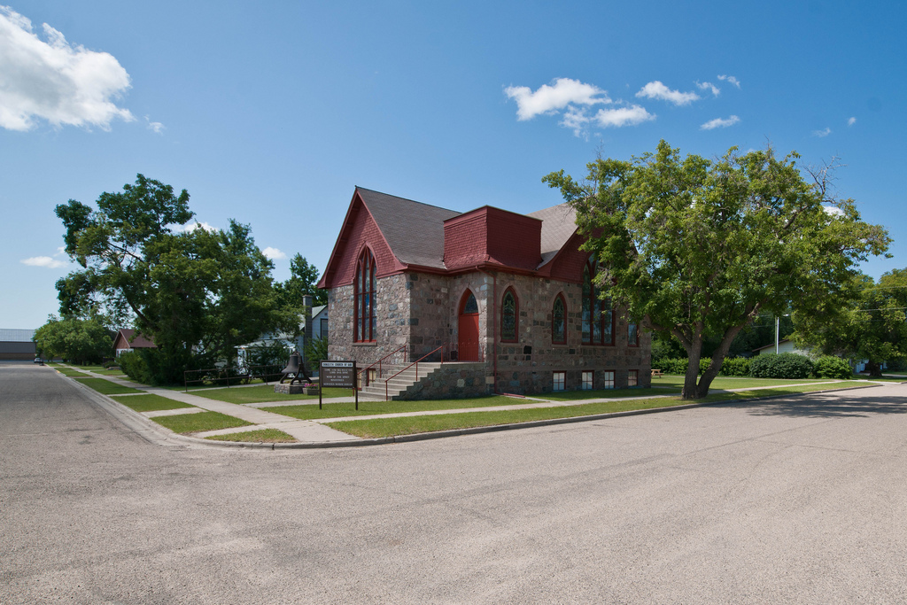 Dunseith Is A Charming North Dakota Town In The Middle Of