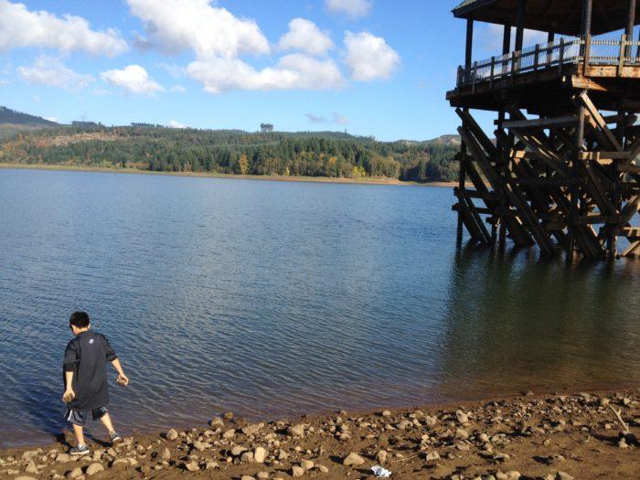 Hagg Lake The Underrated Lake Near Portland That S
