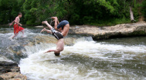 7 Waterfall Swimming Holes In Mississippi That Will Make Your Summer Complete