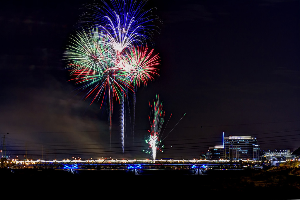 The Best 4th Of July Fireworks Shows In Arizona In 2017