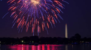 You Won't Want To Miss These Incredible Fireworks Shows In Washington DC This Year