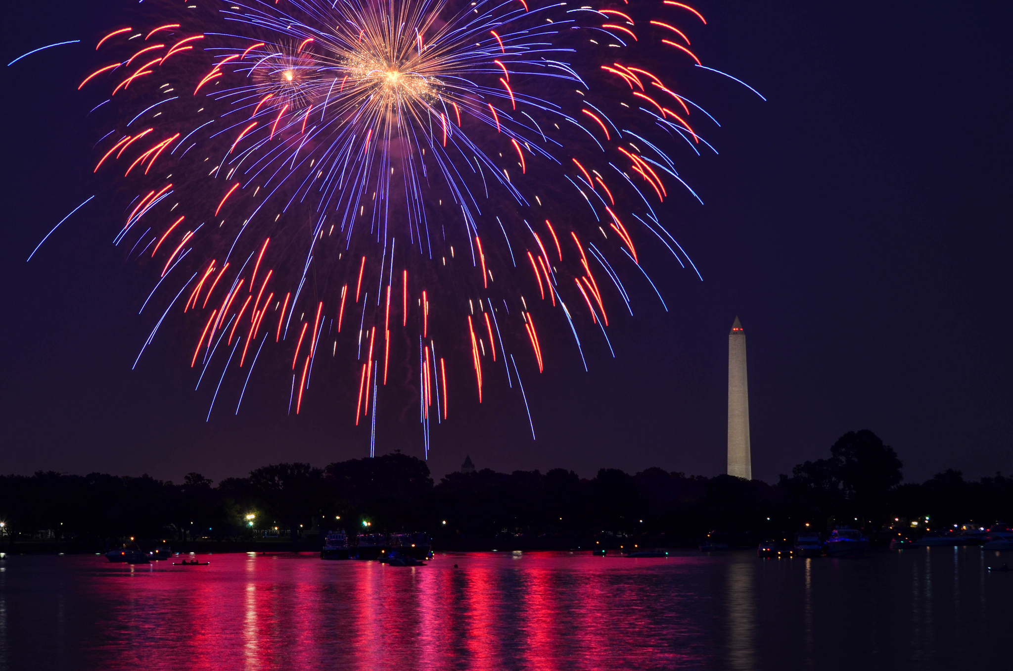 The Best 4th Of July Fireworks Shows In Washington Dc In
