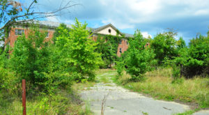 There's Something Tragic About This Abandoned Children's School Deep In The Woods