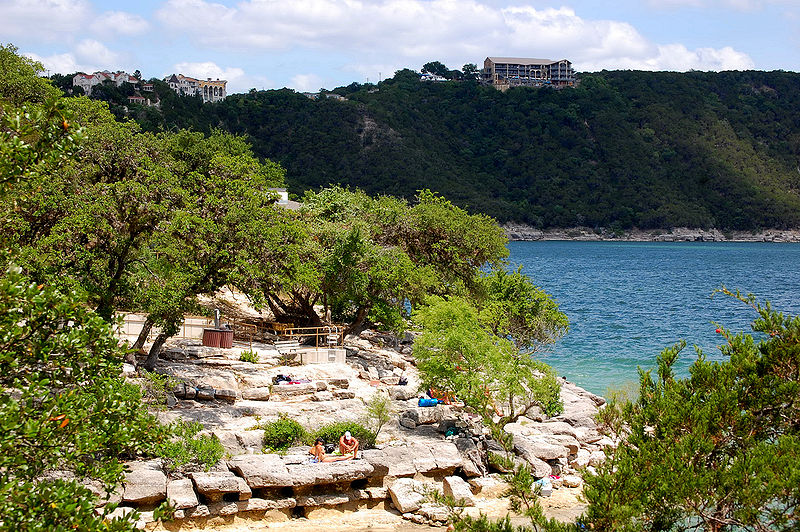 Hippie Hollow Is The Most Unique Beach In Austin-4516