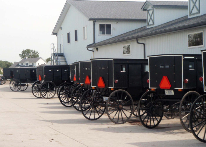 These 10 Places In Iowa Amish Country Are Unique And Worth