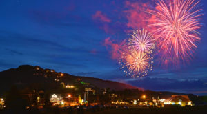 You Won't Want To Miss These Incredible Fireworks Shows In North Carolina This Year