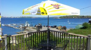10 Maine Restaurants With The Most Amazing Outdoor Patios You'll Love To Lounge On
