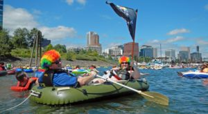 4 Lazy Rivers Around Portland That Are Perfect For Tubing On A Summer's Day