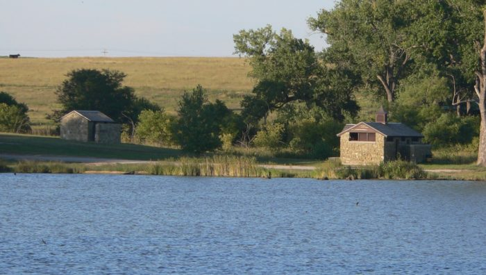 9 Glorious Campgrounds In Kansas Where No Reservation Is