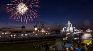 You Won't Want To Miss These Incredible Fireworks Shows In Louisiana This Year