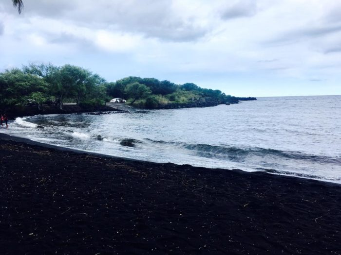 Hawaii S Punalu U Beach Is Unlike Any Other In The World