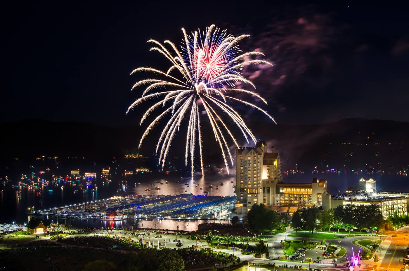 The Best 4th Of July Fireworks Shows In Idaho In 2017