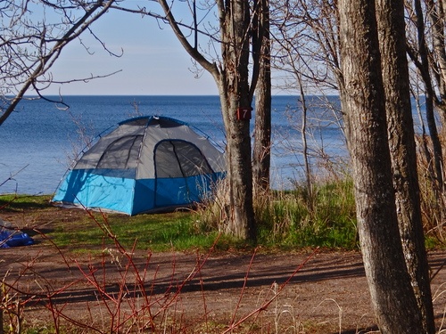 The Spectacular Spot In Minnesota Where You Can Camp Right