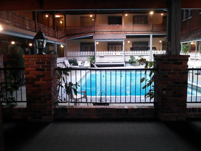 The Original Springs Hotel Mineral Spring Resort In Illinois Is A
