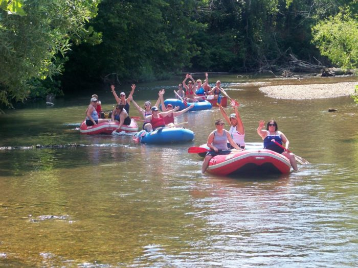 11 Rivers In Missouri Perfect For Your Summer Float Trip