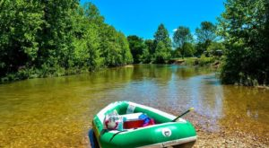11 Lazy Rivers In Missouri That Are Perfect For Tubing On A Summer's Day