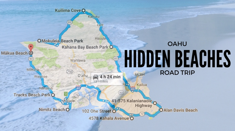 Road Trip To The Best Beaches In Hawaii