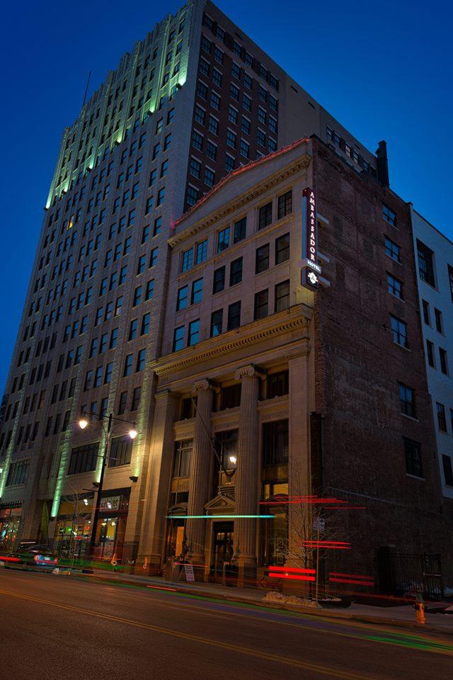 Ambador Hotel Kansas City
